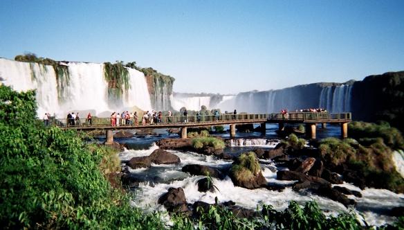 Iguaçu Falls Argentina/Brazil